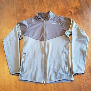 Nike men's Dri-Fit zippered sweatshirt size S